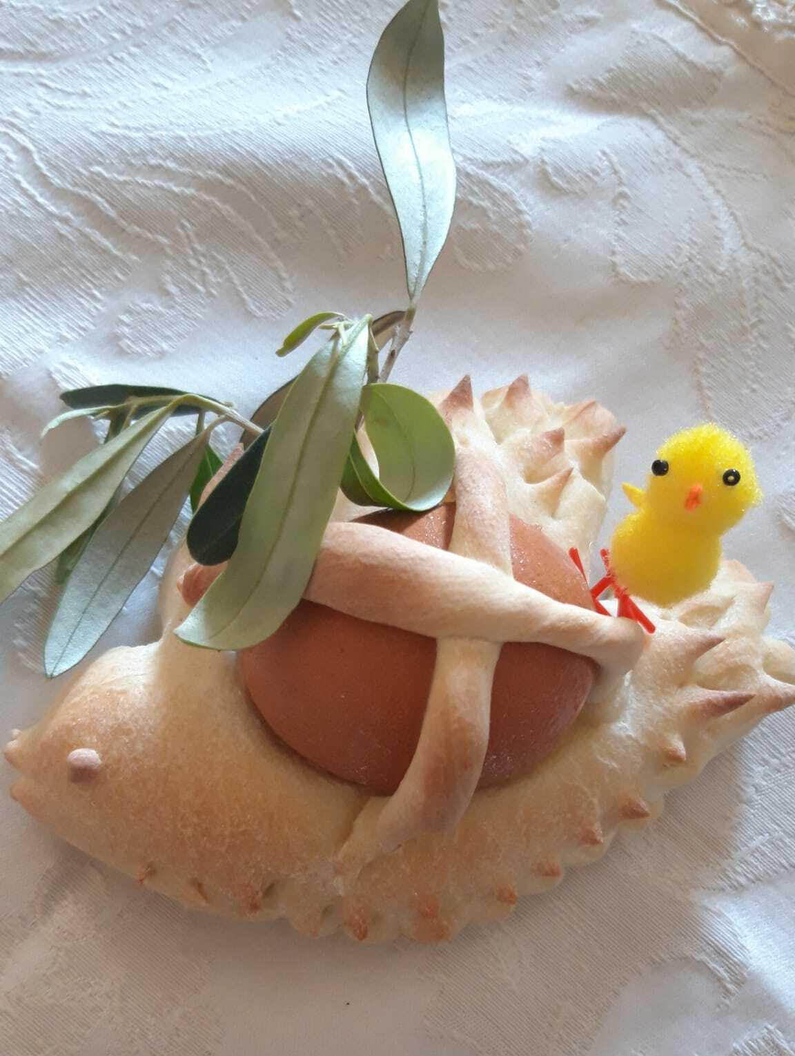Bibbilliu gallurese – Pane di Pasqua