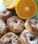 Ciambelline all'arancia