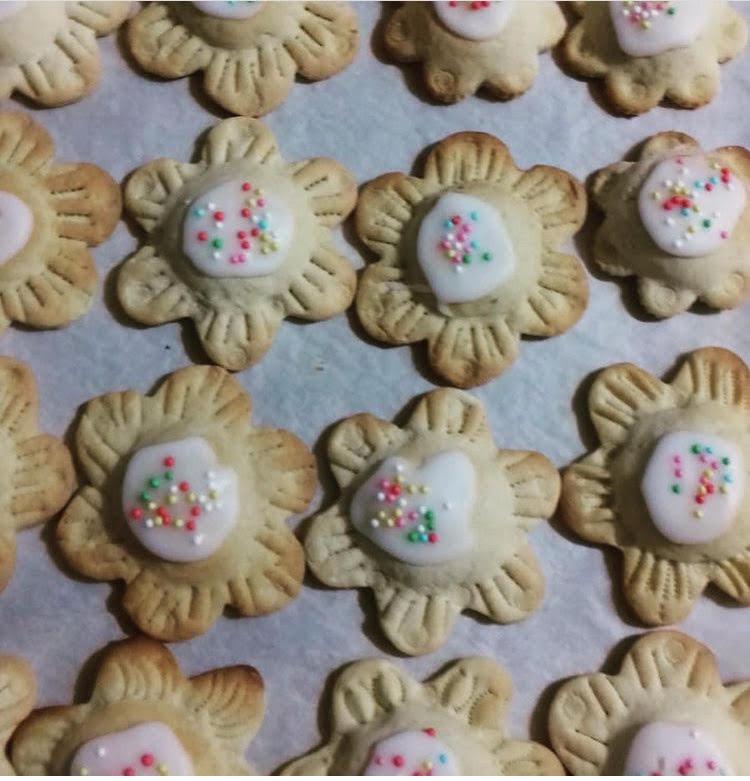 Le Gupulettas di Orune a pasta e biscottu