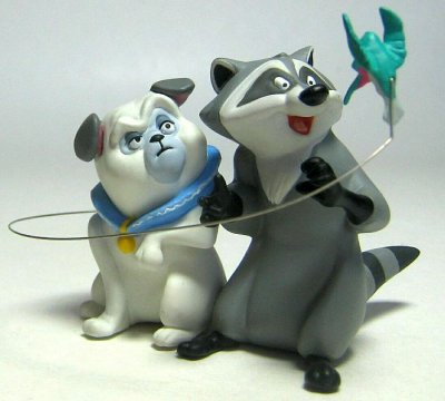 Meeko And Percy And Flit Ornament Hallmark From Our