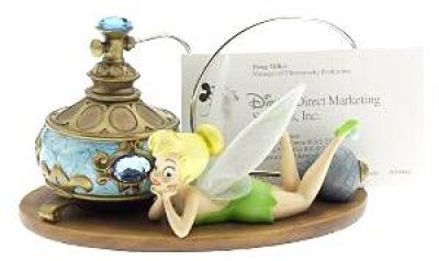 Tinker Bell Business Card Holder From Our Other Collection