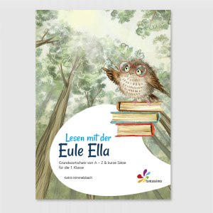 Lesen mit der Eule Ella – Grundwortschatztraining