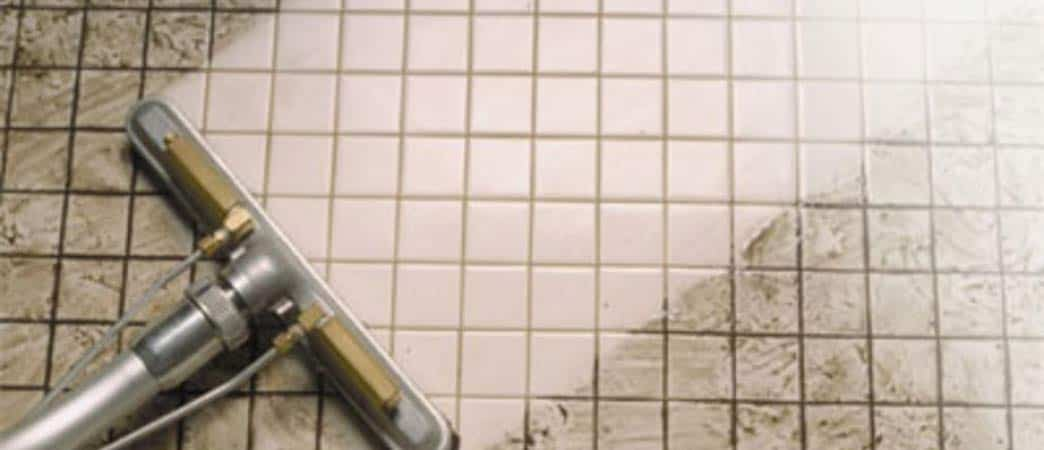 tile and grout cleaning in nyc