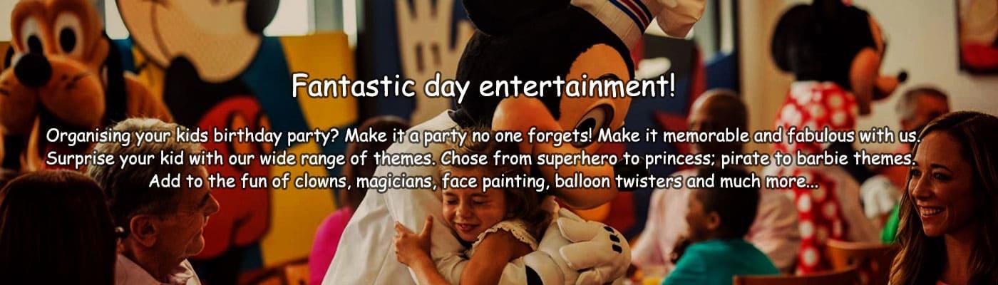 Kids Party Entertainment Long Island Fantastic Days Entertainment