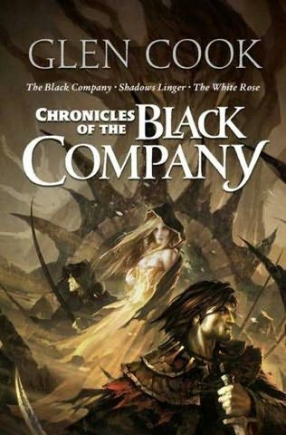 book cover of   Chronicles of the Black Company   (Black Company)  by  Glen Cook