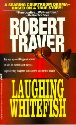 book cover of   Laughing Whitefish   by  Robert Traver