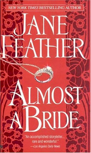 book cover of   Almost a Bride    (Almost, book 1)  by  Jane Feather