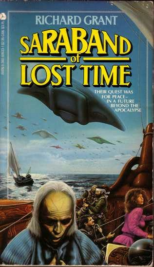 book cover of </p> <p>Saraband of Lost Time </p> <p>by</p> <p>Richard Grant