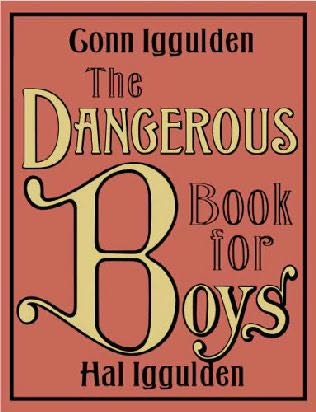 Dangerous Book for Boys book jacket