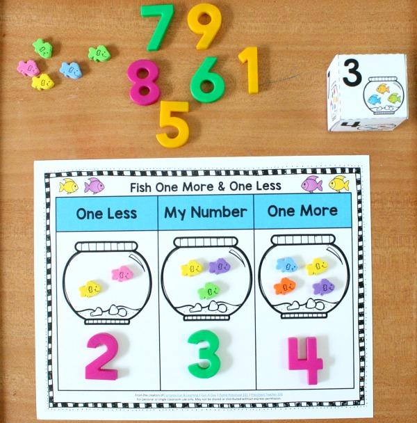 Preschool Printables Fantastic Fun Amp Learning