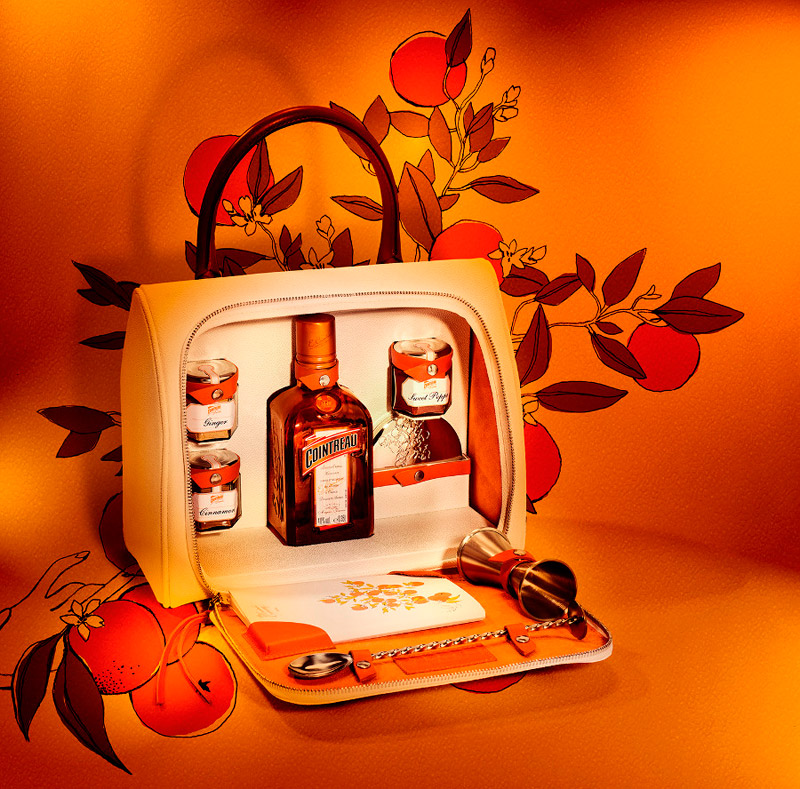 My Cointreau Evening Bag