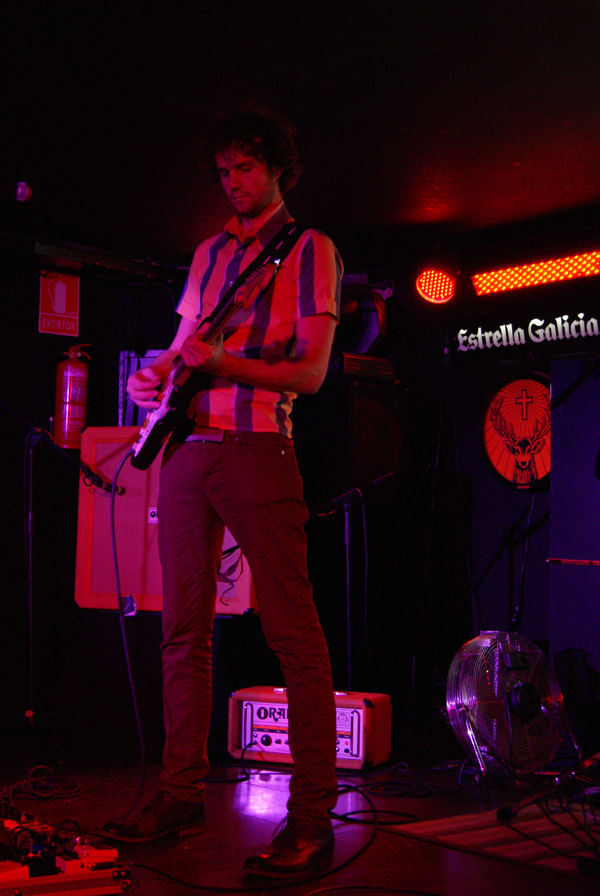 Nudozurdo @ Mondo Club (Vigo)