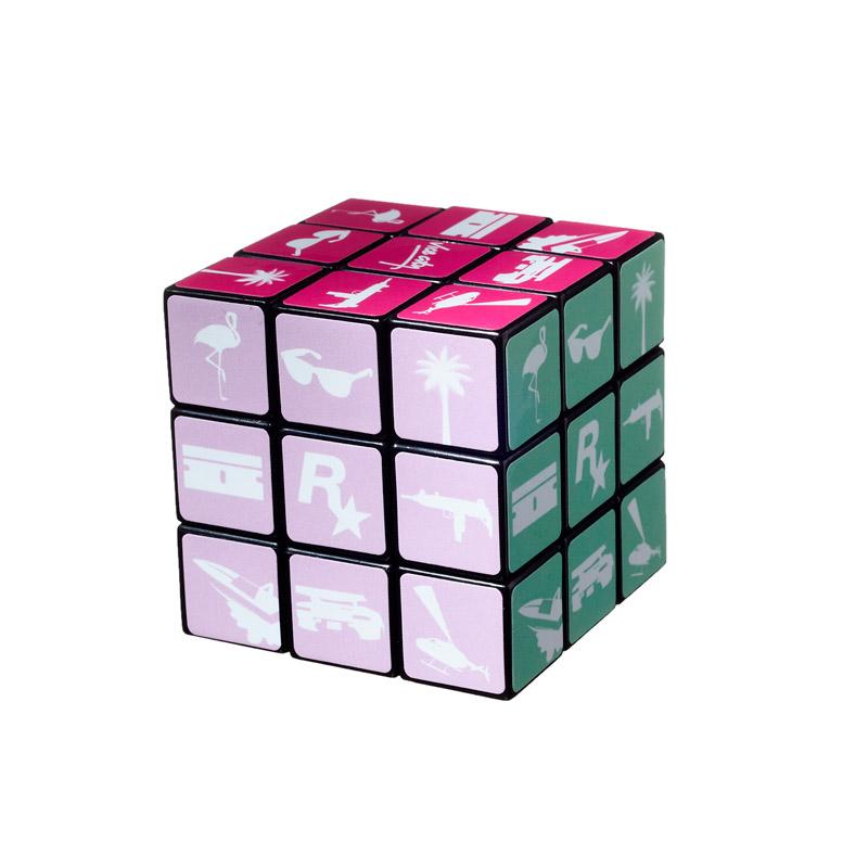 Grand Theft Auto Vice City Edición 10º Aniversario / Cubo de Rubik