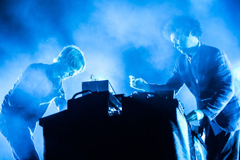 Simian Mobile Disco // Ray-Ban @ Primavera Sound 2013