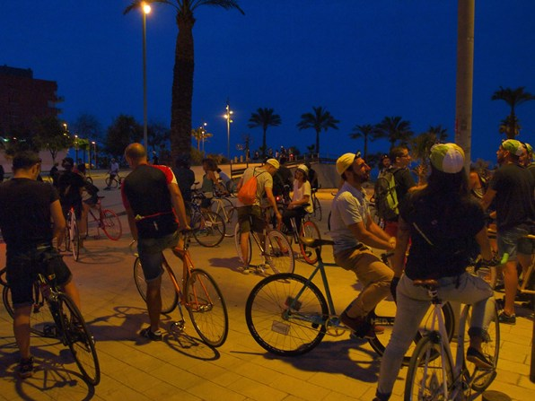 FPM @ Barcelona Night Rides