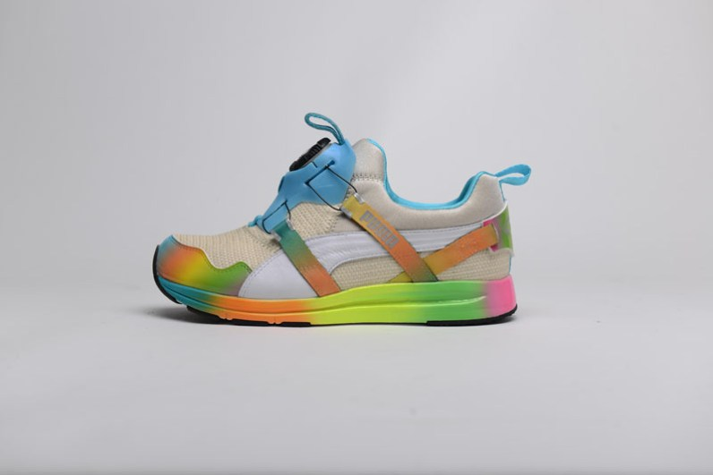 Puma Disc Burlap Rainbow by Okpo