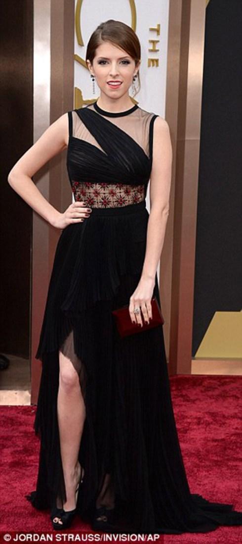 Anna Kendrick @ Oscars 2014