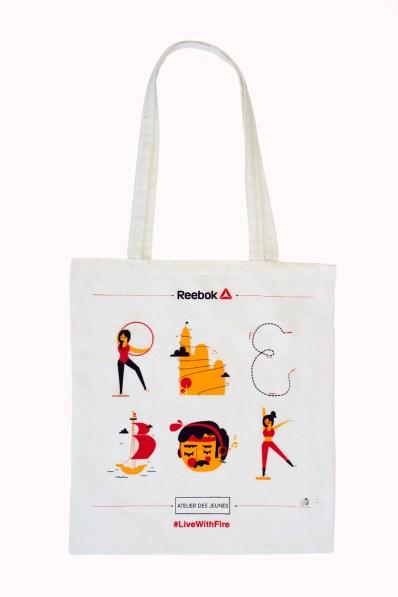 Reebok Fitness by Aledeariza