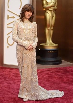 Sally Hawkins @ Oscars 2014