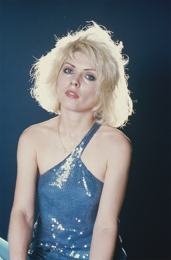 "Debbie Harry @ ""Irresistibles"""
