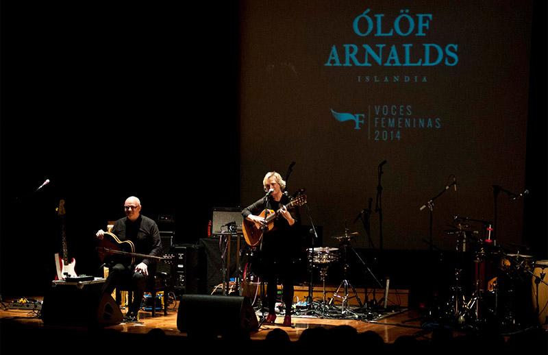 Ólöf Arnalds @ Voces Femeninas 2014