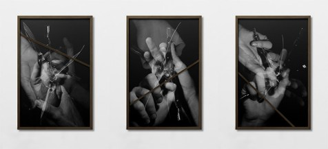 """""""El Desacuerdo"""" de Miguel Rael @ Espai Tactel"""
