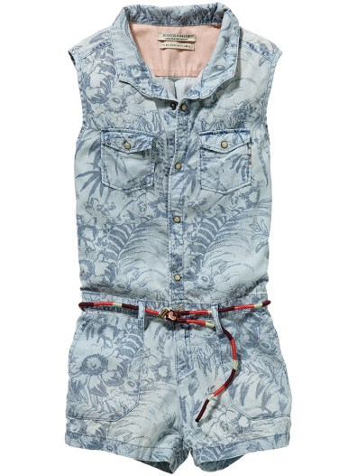 Scotch & Soda R'Belle