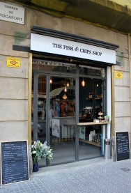 The Fish & Chips Shop (Barcelona)