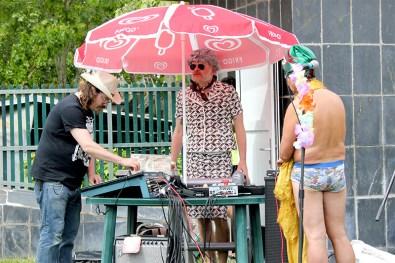 DJ Granny Fuzz & Friends @ Munster Raving Loony Party