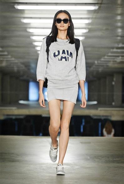 G-Star New Lynn slim dress