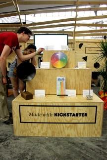 Kickstarter @ Sónar 2015