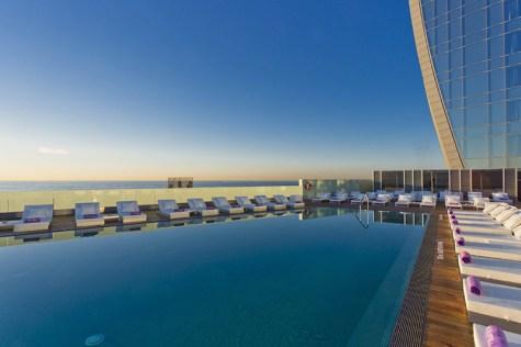 Sun Deck @ W Barcelona