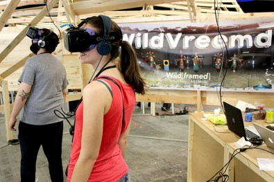 Virtual Reality @ Sónar 2015