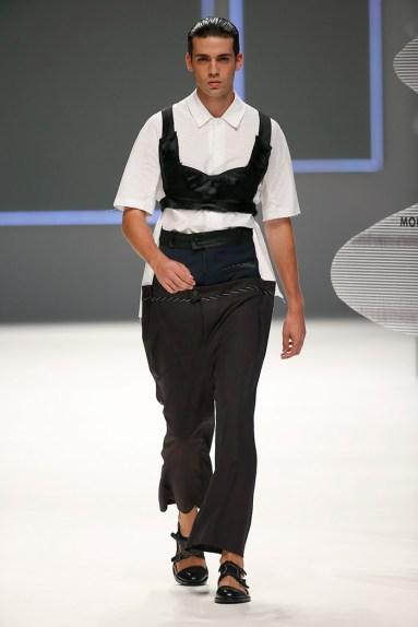 "Alejandro Virgos @ ModaFad ""T Project"" (080 Barcelona Fashion)"