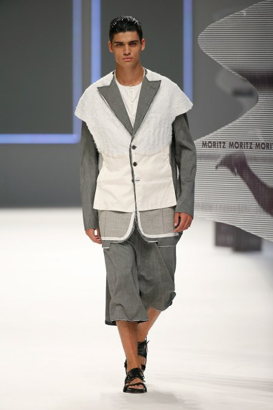 "Alejandro Virgos @ ModaFad ""T Project"" (080 Barcelona Fashion)"