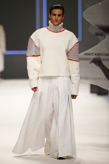 "Samuel Alarcón @ ModaFad ""T Project"" (080 Barcelona Fashion)"