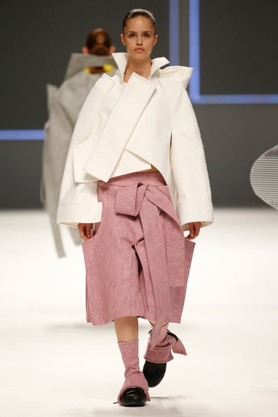 "Sergio Plaza @ Modafad ""Project T"" (080 Barcelona Fashion)"