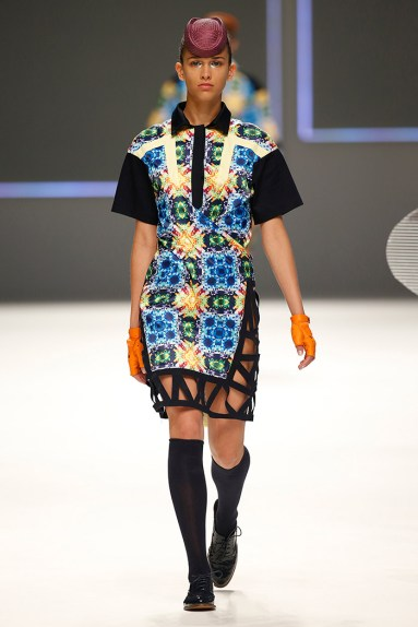 "Verónica Gil @ ModaFad ""Project T"" (080 Barcelona Fashion)"