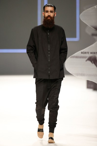 "ZAGV @ ModaFad ""Project T"" (080 Barcelona Fashion)"