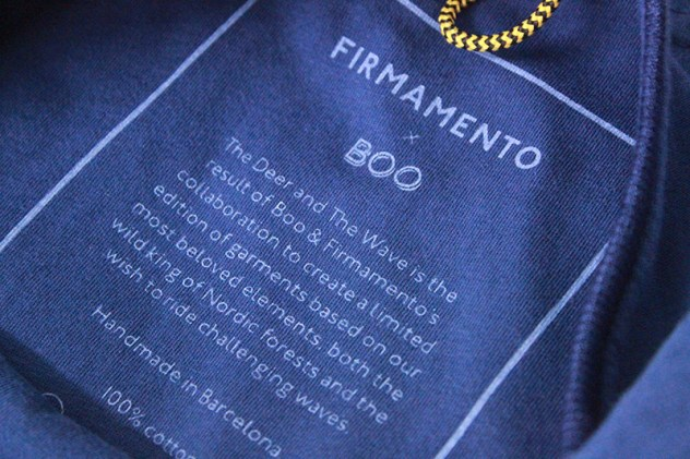 "Firmament x Boo | ""The Deer and The Wave"""