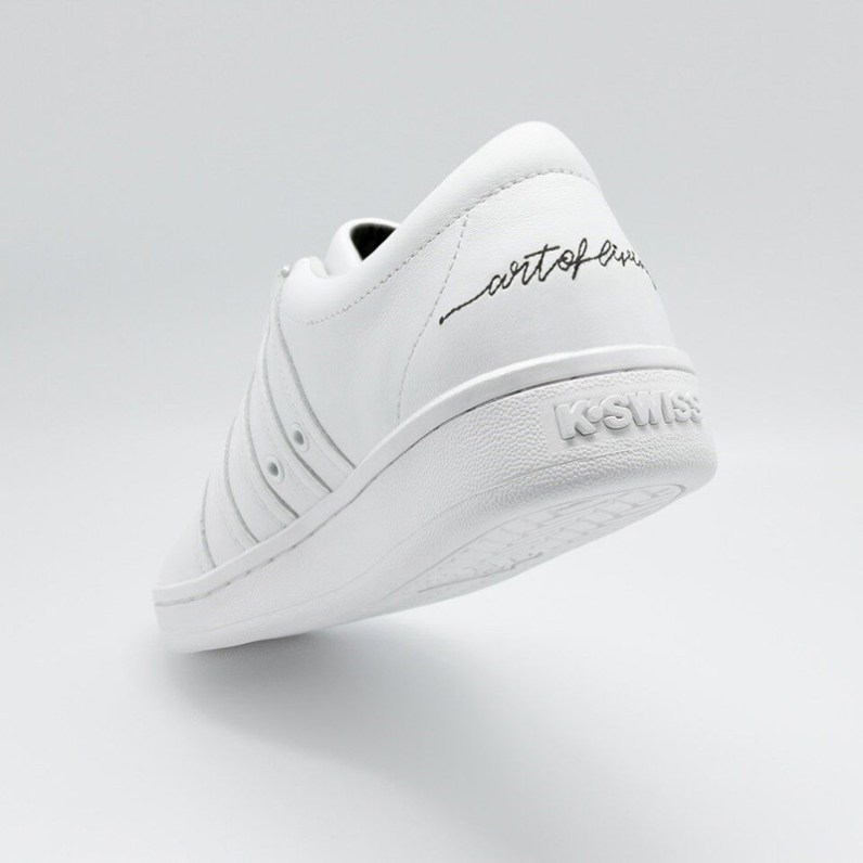 The Other Art of Living x K-Swiss