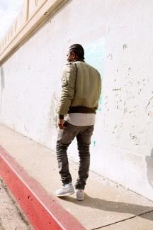 Kendrick Lamar x Reebok Classic