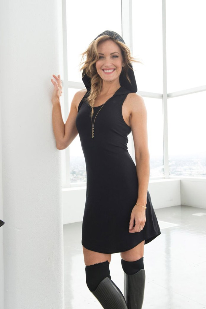 Amy Purdy x Element Eden
