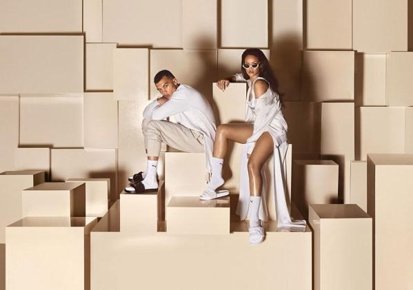 Fenty Fur Slide: Rihanna para Puma