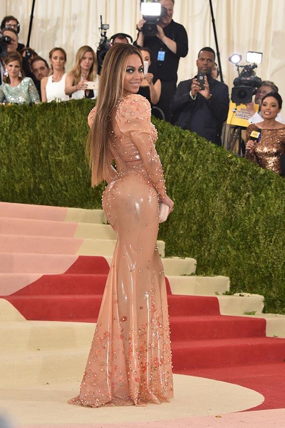 Beyoncé @ MET Gala 2016