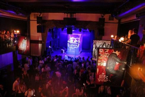 Levi's 505 Launch Party
