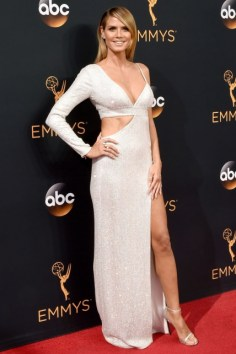 Heidi Klum (Michael Kors)