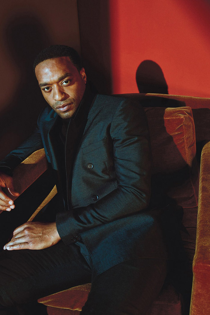 Chiwetel Ejiofor / New Royals @ W Magazine