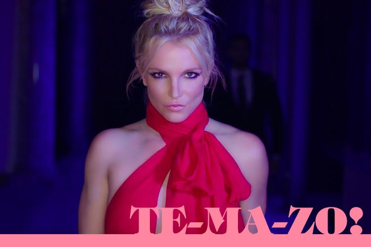 SLUMBER PARTY de Britney Spears