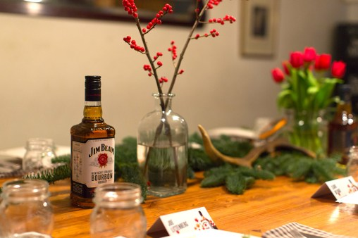 Jim Beam Thanksgiving